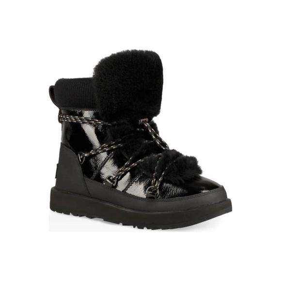 87a44a62762 ‼️UGG Highland Genuine Shearling Waterproof Boot NWT